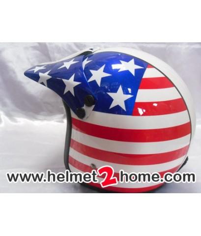 หมวกคลาสสิคแก๊ปวิบาก ลายธงสหรัฐ