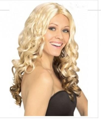 พร้อมส่ง วิกผมแฟนซี วิกผมคอสเพลย์ Goldilocks Adult Wig