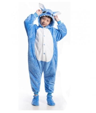 พร้อมส่ง  ชุดหมีเด็ก ชุดนอนหมีเด็ก ชุดนอนสัตว์จั๊มสูท ขนาดเด็กสูง 130-140 cm