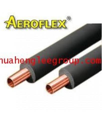 ยางหุ้มท่อ \'AEROFLEX\' ขนาดรู (ID) 1 นิ้ว หนา 3/4นิ้ว