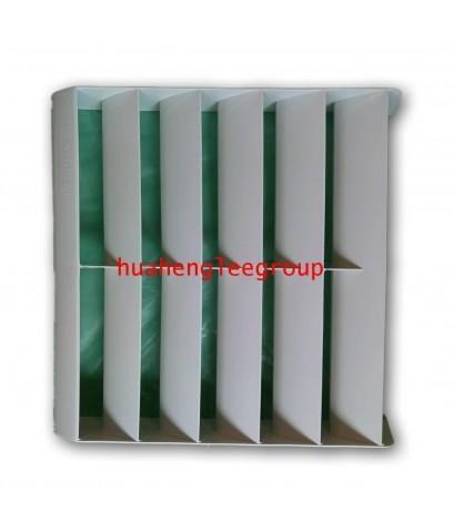 ตัวปรับทิศทางลม สำหรับคอยร้อน (กริลแอร์) พลาสติก ขนาด 16นิ้ว SAMURAI