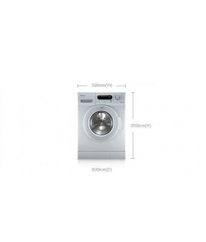 เครื่องซักผ้า แบบ ฝาหน้า SAMSUNG รุ่น WF8700S6C ราคาพิเศษ ติดต่อ 02-7217484