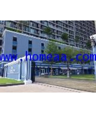 คอนโดมิเนียม แชปเตอร์วัน โมเดิร์นดัชต์ อาคารC ชั้น21 เนื้อที่ 50.26 ตร.ม. (วิวแม่น้ำ) ซ.ราษฎร์บูรณะ