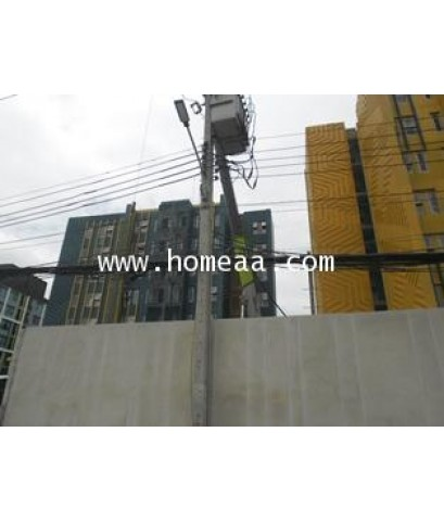 คอนโดมิเนียม เดอะเบส สุขุมวิท50 ชั้น8 (กำลังก่อสร้าง) เนื้อที่ 25.50 ตร.ม. พระโขนง (C1007)