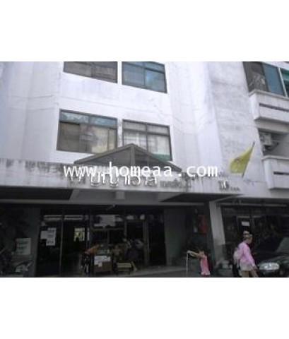 คอนโดมิเนียม กัญญาเฮ้าส์แมนชั่น2 อาคาร1 ชั้น2 ซ.แบริ่ง34 สุขุมวิท107 เนื้อที่ 76.80ตร.ม. สมุทรปราการ