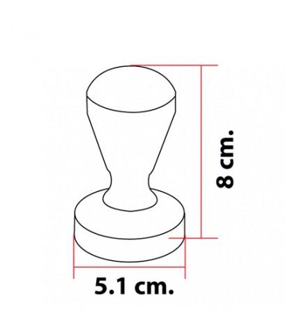 แท็มเปอร์สแตนเลส 51 มิลลิเมตร. 1610-260