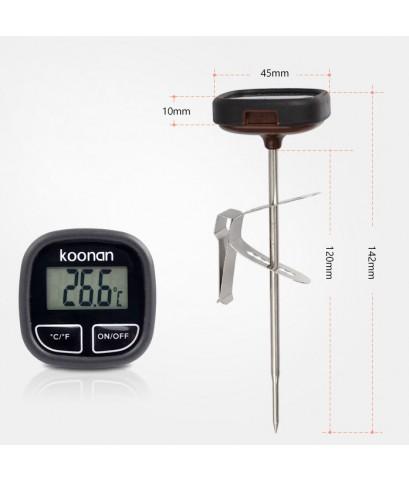 เทอร์โมมิเตอร์ หรือ เครื่องวัดอุณหภูมิ koonan 1610-480