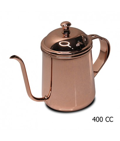 กาต้มน้ำดริปกาแฟ สีโรสโกลด์ 400 ซีซี. 1610-381-C15