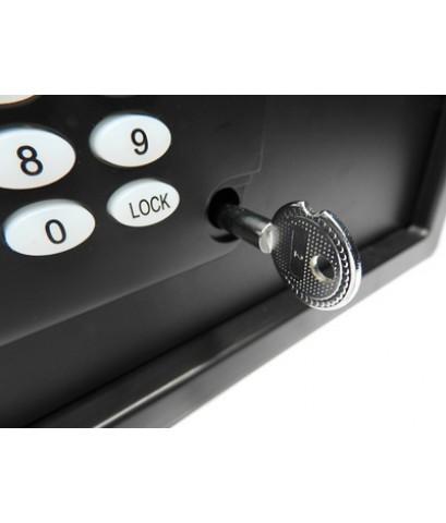ตู้เซฟดิจิตอล ใช้ในโรงแรม 0612-012