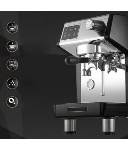 เครื่องชงกาแฟเอสเปรสโซ่ 1 หัวกรุ๊ป 2700W. 1614-186