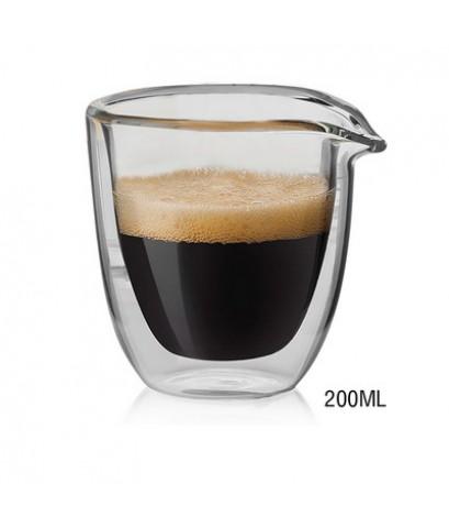 แก้วเสริฟ 2 ชั้น ดับเบิ้ลวอลล์ 200 ml 1610-580