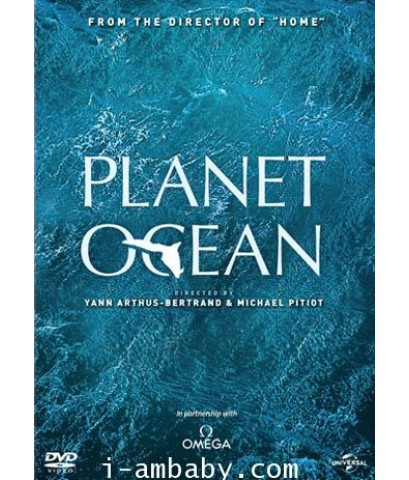สารคดี Planet Ocean (2012) สำรวจโลกมหาสมุทร 1 DVD [Soundtrack]เสียงอังกฤษ - ซับไทย /อังกฤษ