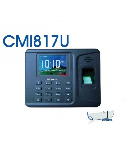 HIP Firger print time attandance Cmi 817U