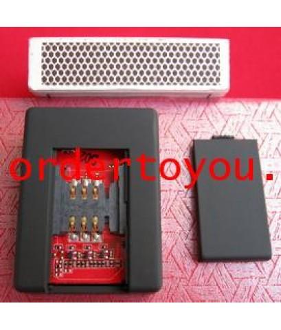 เครื่องดักฟังระยะไกล ผ่านระบบเครือข่ายมือถือ โทรกลับอัตโนมัติ เล็กกว่ากล่องไม้ขีด