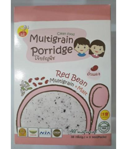 โจ๊กธัญพืชถั่วแดง Multigrain Porridge