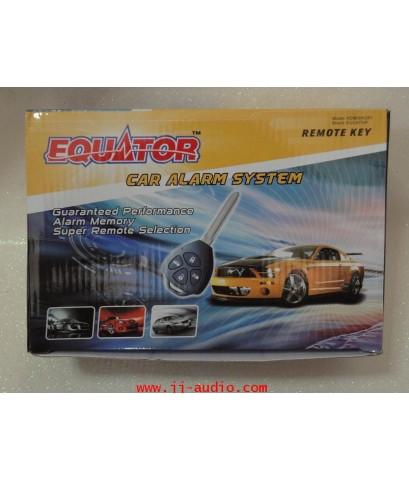 กันขโมยพร้อมกุญแจรถ ทรง Toyota by EQUATOR