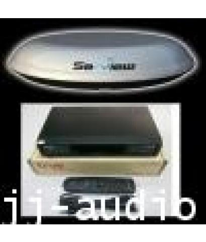 จานดาวเทียมติดรถยนต์ SATVIEW SV-SAT999 รุ่น DTV ดีทีวี