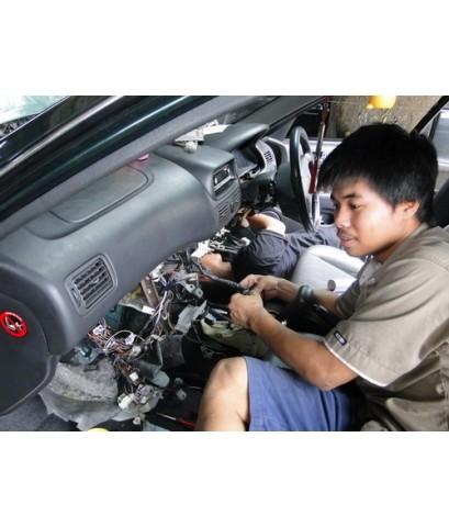 ช่างเอก จังหวัดเชียงราย รับวายสายไฟฟ้ารถยนต์ไปหลายคันแล้ว มีเครื่องมือตรวจปัญหาเครื่องยนต์แล้ว