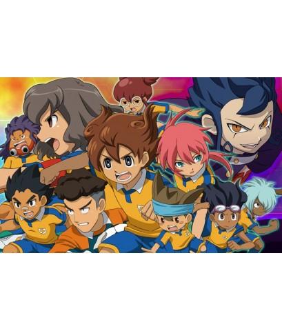 Inazuma Eleven Go นักเตะแข้งสายฟ้า ภาค GO! (Ep.01-28) 7 แผ่น (ซับไทย+พากย์ไทย)