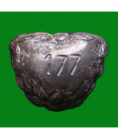 รูปหล่อหลวงปู่ทวด พิมพ์เปิดโลก เหวี่ยงมือ รุ่นแรก หลวงปู่ทิม วัดพระขาวเสก ปี 2540 สวยเข้มขลัง