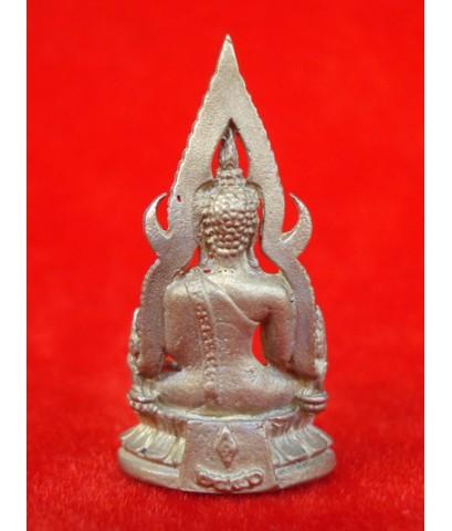 รูปหล่อพระพุทธชินราช รุ่นมงคลโภคทรัพย์ วัดพระศรีรัตนมหาธาตุ จ.พิษณุโลก ปี 2540 สุดสวยหายาก