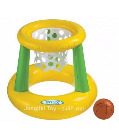บาสเก็ตบอลเป่าลมเล่นในน้ำฺ Intex 56508