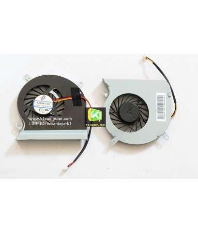 MSI GE60 MS-16GA MS-16GC พัดลม CPU