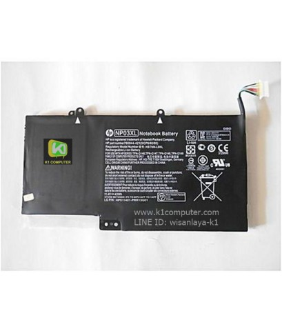 NP03XL Battery for HP Pavilion X360 13-A010DX 15-U010DX 15-U337CL HSTNN-LB6L