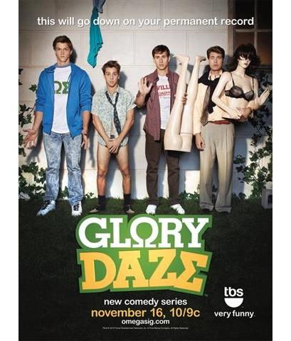 Glory Daze Season 1 (บรรยายไทย) DVD 5 แผ่นจบ