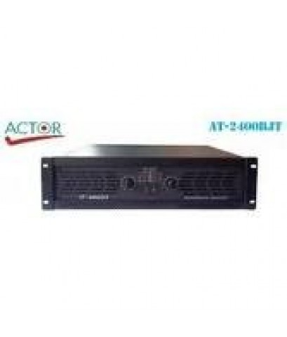 POWER AMP ACTOR AT-2400BJT