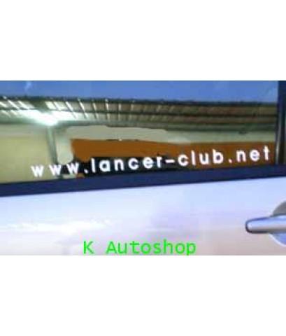 รถ มิตซู Cedia แต่งเต็ม จาก Lancer-club มาติดสปอตไลท์