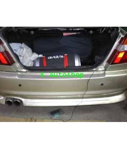 รถ มิตซู ท้ายเบ๊น จาก lancer-club มาติดเซ็นเซอร์ถอย