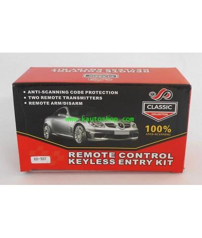รีโมท เปิด-ปิด เซ็นทรัลล็อค Classic รุ่น KD-X75