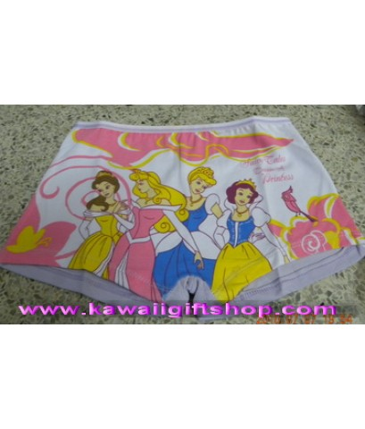 กางเกงในบ๊อกเซอร์ เจ้าหญิง Princess