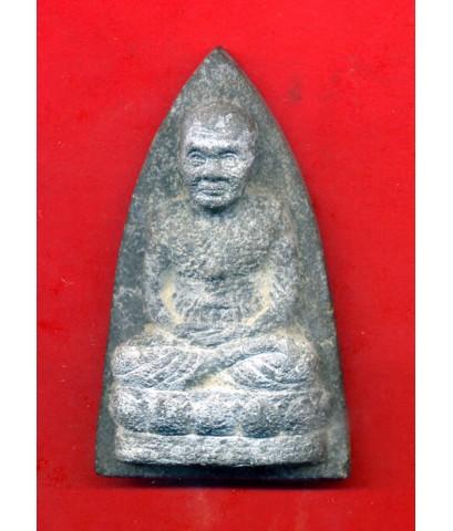 พระหลวงปู่ทวด  วัดช้างให้  เนื้อว่าน ปี2537 พิมพ์ใหญ่ นิยม