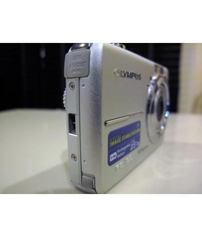 โอลิมปัส-Olympus FE-190 กล้องดิจิตอลที่มีความละเอียดถึง 6 ล้านพิกเซล จอ LCD ขนาด 2.5-inch