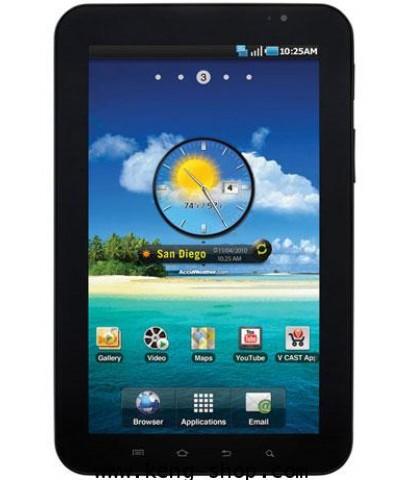 ซัมซุง กาแล็คซี่ แท็บ-Samsung Galaxy Tab P1010 รุ่นWiFi+ส่งฟรีทั่วไทย