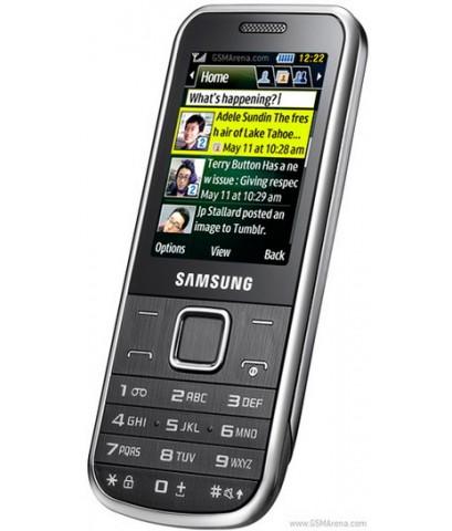 ซัมซุง-Samsung C3530 มือถือรูปทรงหรูหรากับราคาไม่แพงมากแถมยังผนวก Social Hub ใช้แชทได้ทุกที่+ส่งฟรี