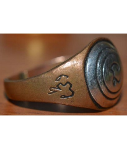 แหวน นะ ปัดตลอด หลวงพ่อทองสุข วัดโตนดหลวง เพชรบุรี