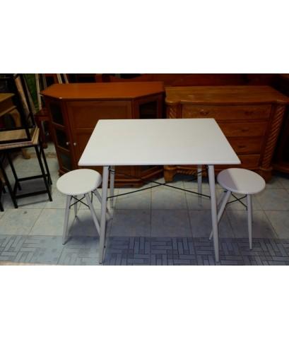 ชุดโต๊ะทานอาหาร 2 ที่นั่ง