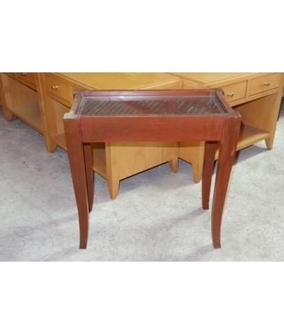 โต๊ะข้างไม้สักมือสอง