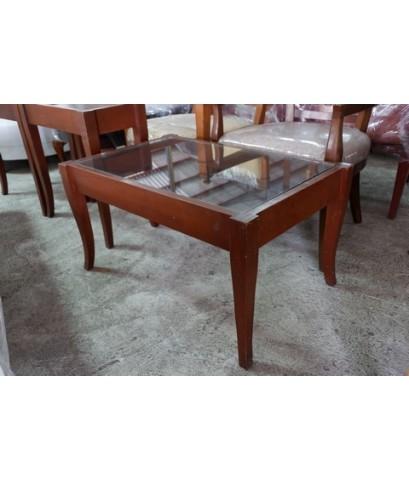 โต๊ะกลางไม้สักมือสอง