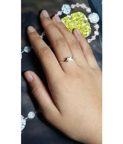 แหวนเพชรชู20ตังค์