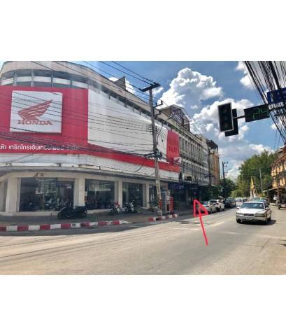 ขายด่วน!!!อาคารพาณิชย์บนย่านธุรกิจกลางเมืองโคราช บนถนนสุรนารี