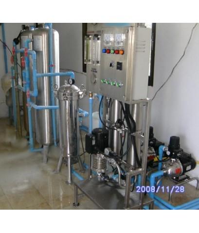 เครื่องผลิตโรงงานน้ำดื่มROขนาด6000ลิตร/วัน