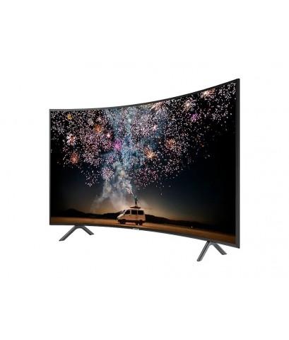 4K UHD 2019 Curved SMART TV SAMSUNG 55 นิ้ว รุ่น UA55RU7300K TEL 0899800999,0996820282 LINE @tvtook