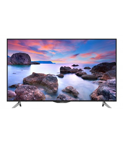 Sharp รุ่น LC-60UA6500X LED TV UA6500X 4K UHD Easy Smart TV 60 นิ้ว Digital TV