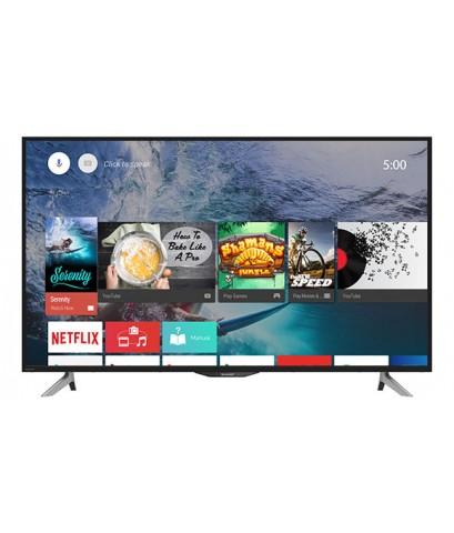 Sharp LED TV UA6800X 4K UHD Easy Smart TV 60 นิ้ว Digital TV รุ่น LC-60UA6800X