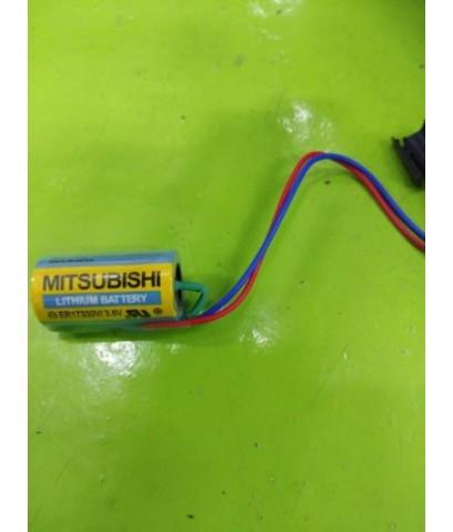 MITSUBISHI LITHIUM BATTERY ER17330V/3.6V ราคา 350 บาท