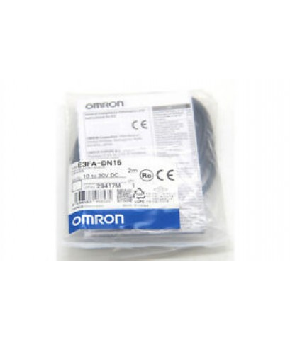 OMRON PHOTO SWITCH E3FA-DN15 3M NPM ราคา 1250 บาท